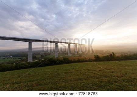 Large Highway Viaduct ( Hungary)