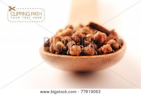 cloves with clipping path - 4