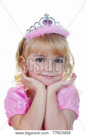 Little  Princess In Pink