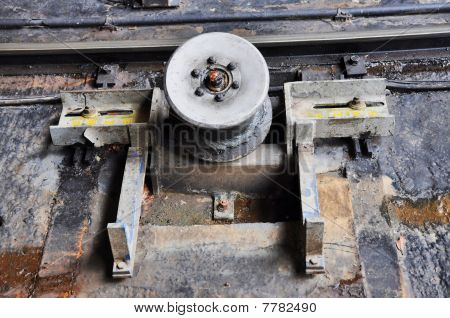 Cable Car Reel Tackle Steel