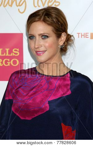 LOS ANGELES - DEC 7:  Brittany Snow at the