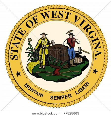 West Virginis State Seal