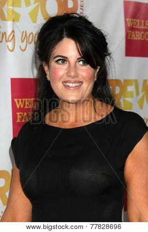 LOS ANGELES - DEC 7:  Monica Lewinsky at the