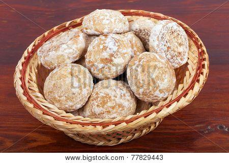 Wheat  Gingerbread