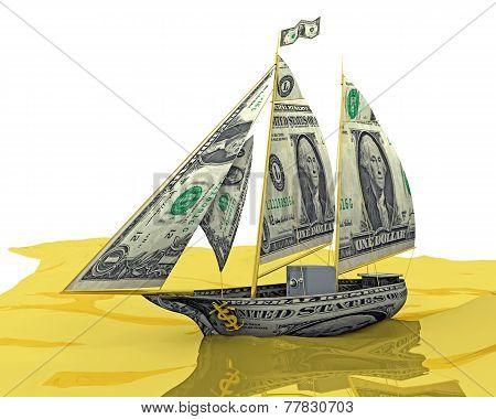 Money Ship