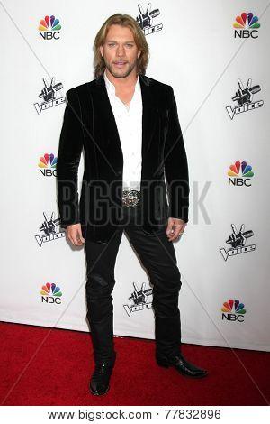 LOS ANGELES - DEC 8:  Craig Wayne Boyd at the NBC's