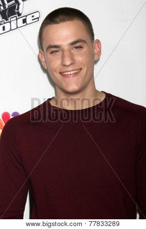 LOS ANGELES - DEC 8:  Chris Jamison at the NBC's