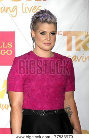 LOS ANGELES - DEC 7:  Kelly Osbourne at the
