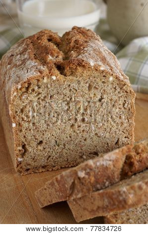 Irish Wheaten Bread