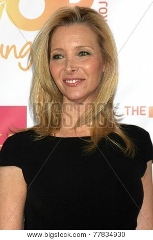 LOS ANGELES - DEC 7:  Lisa Kudrow at the
