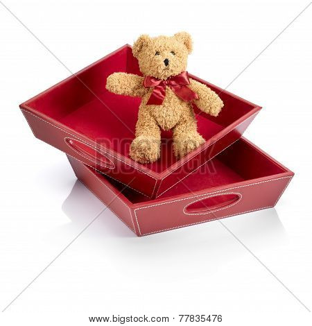 toy boxes and toy