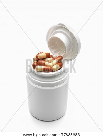 Bottle Of Pills