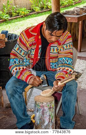 Miccosukee native american