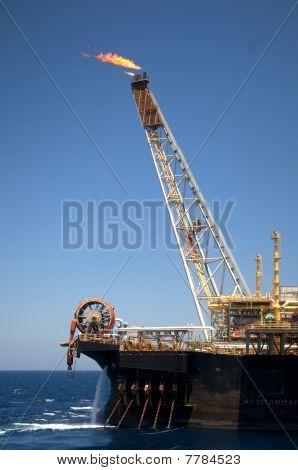 FPSO oil rig