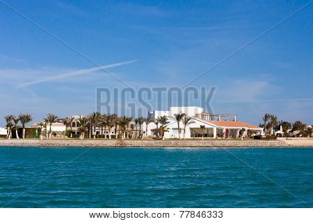 Country House On The Coast