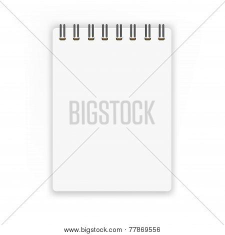Notepad Vector.eps