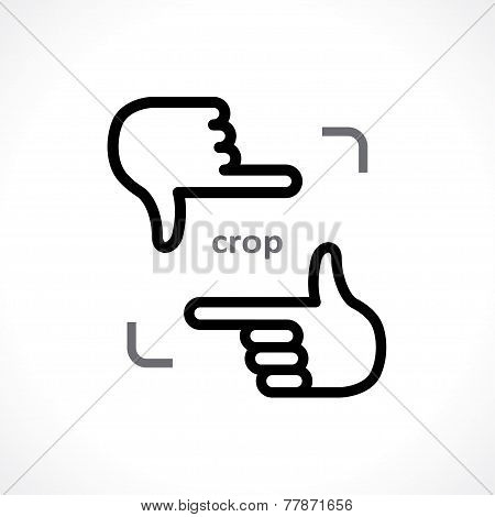Cropping Hands
