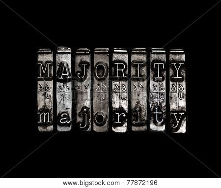Majority Concept