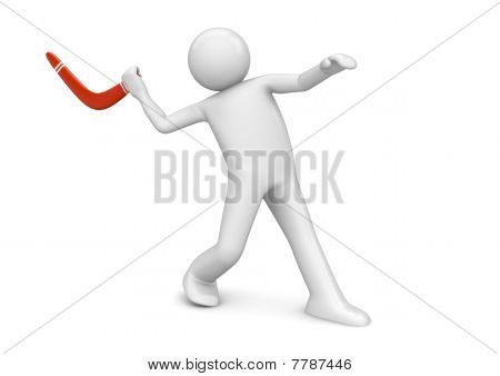 Sports Collection - Boomerang Throwing