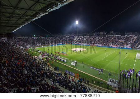 Paok Vs Fiorentina Uefa Europa League