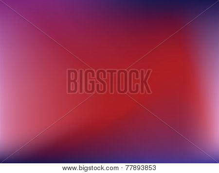 Background of blue and red
