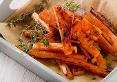 picture of batata  - sweet potato fries  - JPG