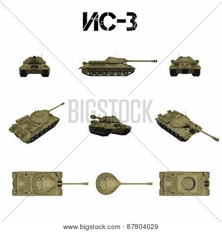 Tank IS-3
