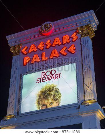 Las Vegas , Rod Stewart