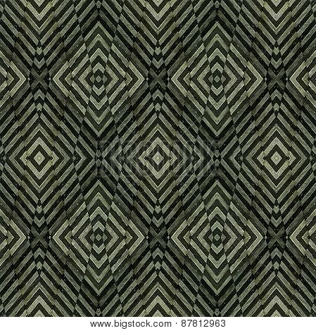 Geometric Grunge Seamless Pattern