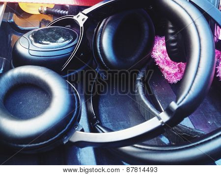 Headphones for Sound Recorder