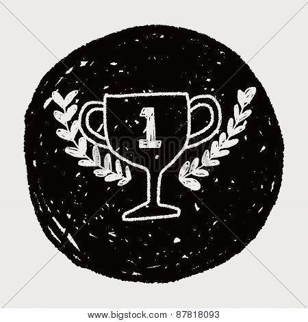 Doodle Champion Cup