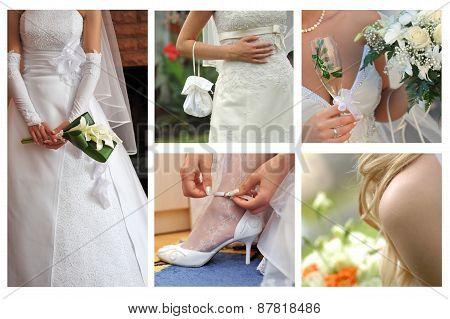 Bride Body Parts