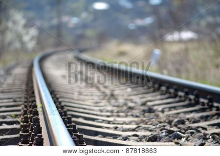 Railroad Rails