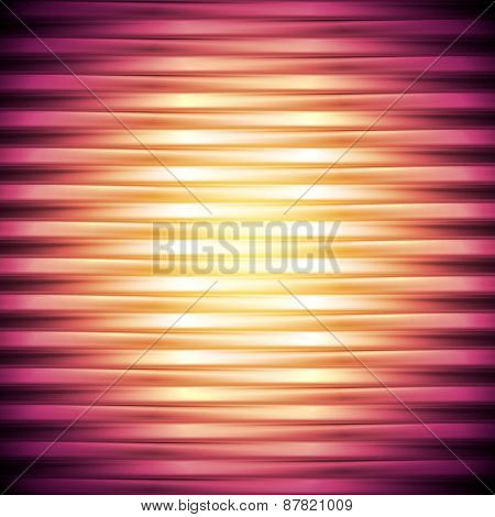 Abstract smooth stripes background. Vector design
