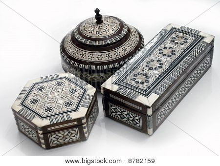 Arabian Boxes
