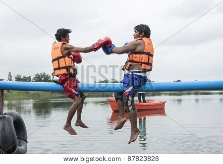 Boxing Sea