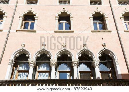 Vicenza,palladio Street.