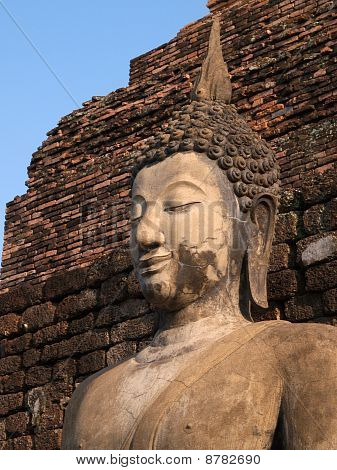 lord Buddha close up