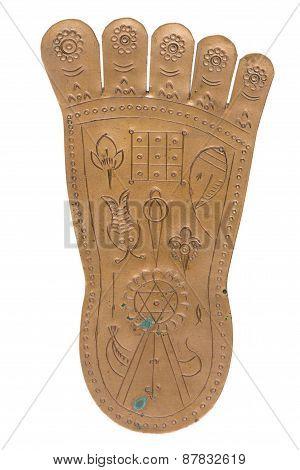 Buddah Footprint