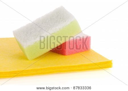 Sponges And Cloth