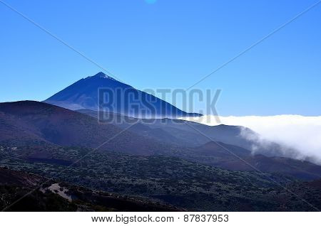 National Park Teide