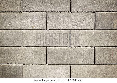 Concrete Brick Wall