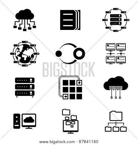Data storage and cloud services