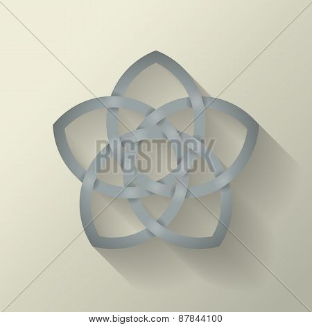 5 Point Celtic Knot
