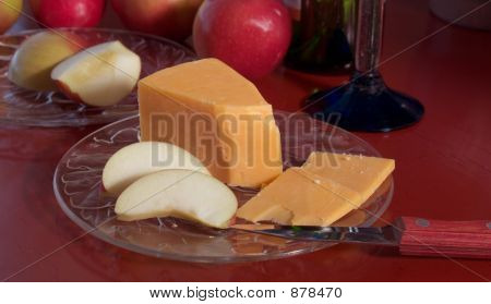 Apples And Cheese