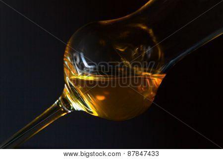 Glass Of Grappa