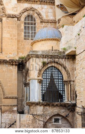 The Holy Sepulcher Church