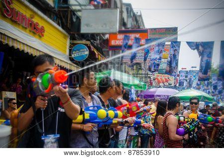 Songkran Sniper