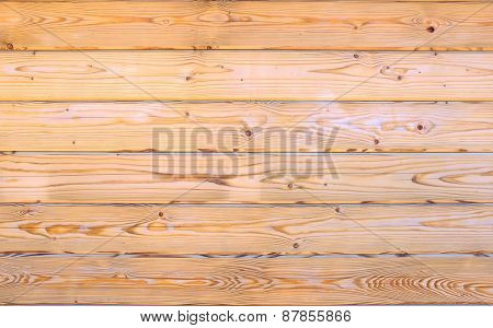 Background photo of clean wooden planks wall