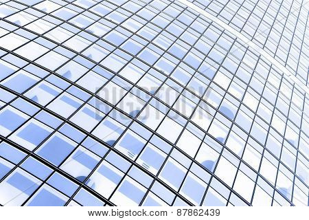 Office building - abstract business background